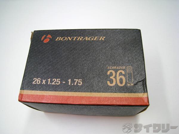 チューブ 26x1.25-1.75 米式36mm