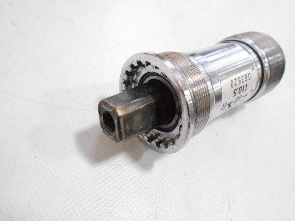 ボトムブラケット JIS/68mm 110.5mm スクエア