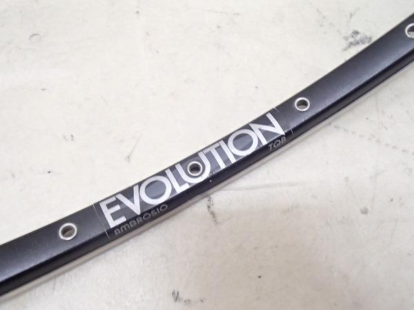 クリンチャーリム EVOLITION 700c 622x13 32H