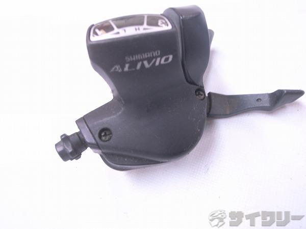 欠品 ラピッドファイヤーシフター SL-M410 ALIVIO 3s