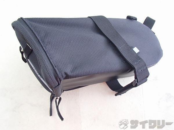 サドルバッグ SP-705 ブラック サイズ:130×115×215mm/1.6L