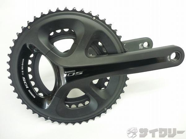 クランクセット FC-5800 105 50/34T 170mm