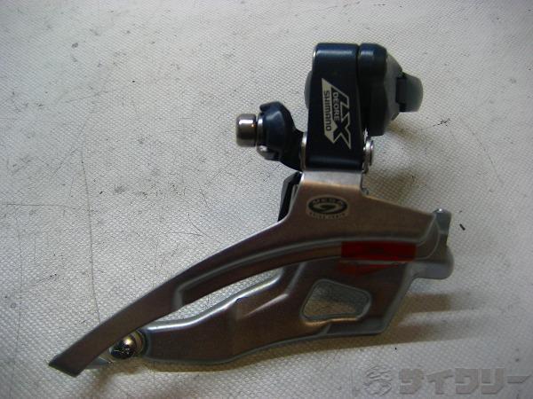 フロントディレイラー FD-M571 DeoreLX 34.9mm