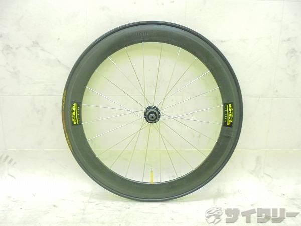 カーボンリアホイール 550mmハイト シマノフリー(8-10s)