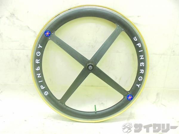 リアバトンホイール REV-X シマノフリー(8-10s) 650c チューブラー