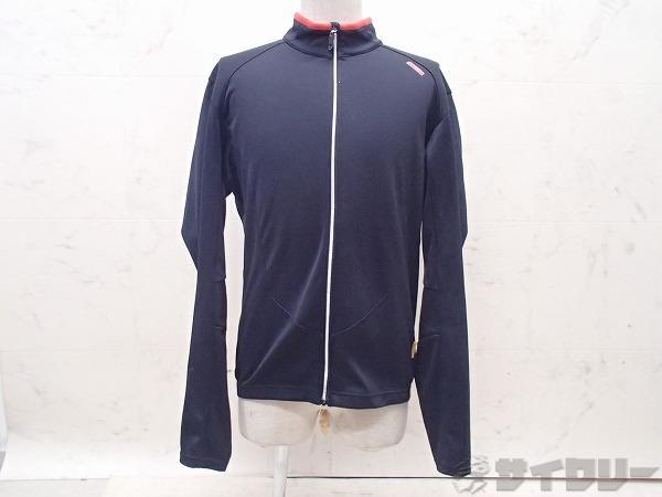 長袖ジャケット THERMODRESS サイズ:3L ブラック/レッド