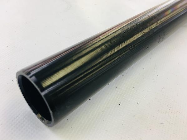シートポスト 27.2/400mm ブラック