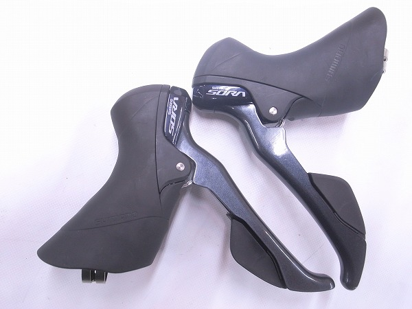 STIレバー ST-R3000 SORA 2x9s