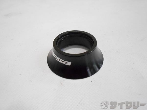 トップカバー OSコラム用 ブラック 高さ:約16mm