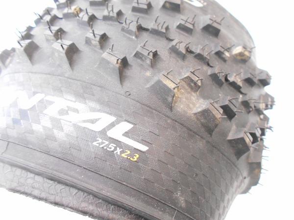 ブロックタイヤ CROSS KING PROTECTION 27.5インチ(58-584)