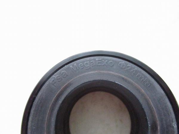 BBアダプター BB30→Φ24mm(FSA:MEGAEXO)