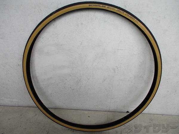 タイヤ DELTA CRUISER 700x28c