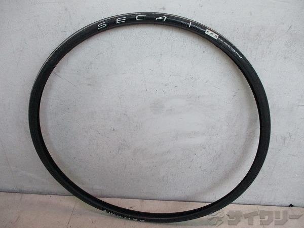 クリンチャータイヤ SECA 700x25c ブラック
