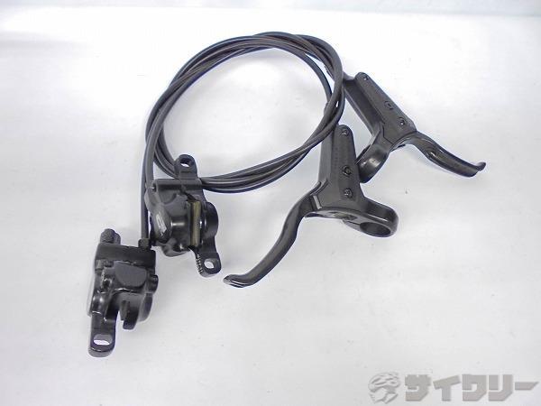 油圧DISCブレーキユニット TWIN PISTON 730/1290mm