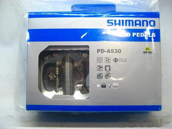片面ビンディングペダル PD-A530