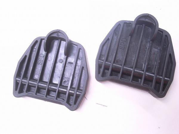 SPD-SLペダル フラット化アダプター