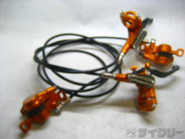 油圧ディスクブレーキセットTech3