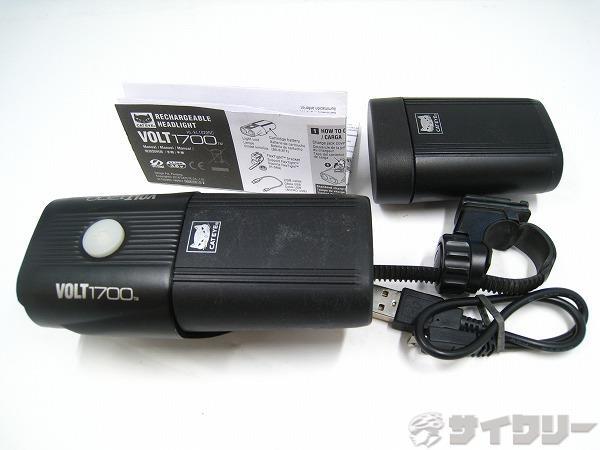 フロントライト HL-EL1020RC VOLT1700 予備バッテリー付属