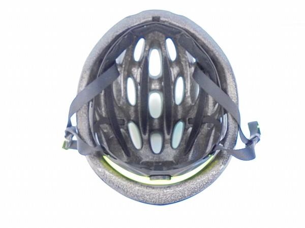 ヘルメット DRAFT 54-61cm 2015年式 イエロー/ブラック