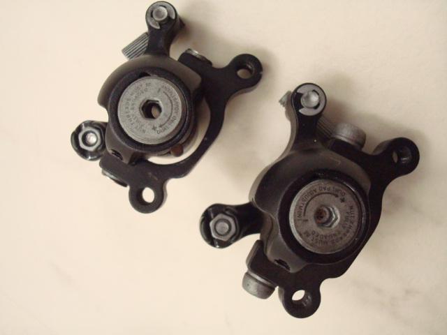 メカニカルディスクブレーキ 5583 F160φ/R140φ