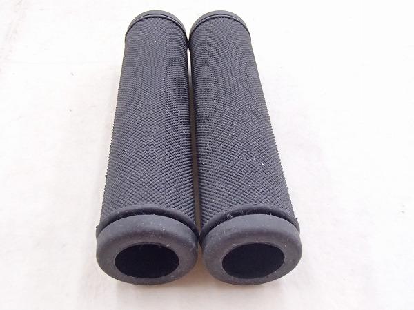 バーグリップ 130mm ブラック ※エンドキャップ欠品