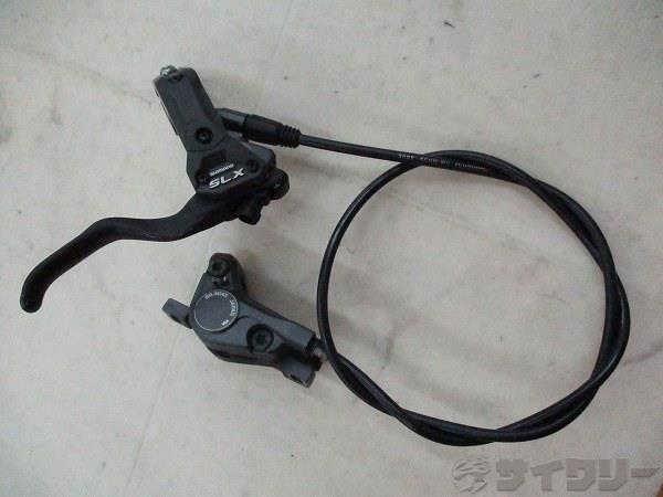 油圧ディスクブレーキユニット BL/BR-M665 SLX 770mm