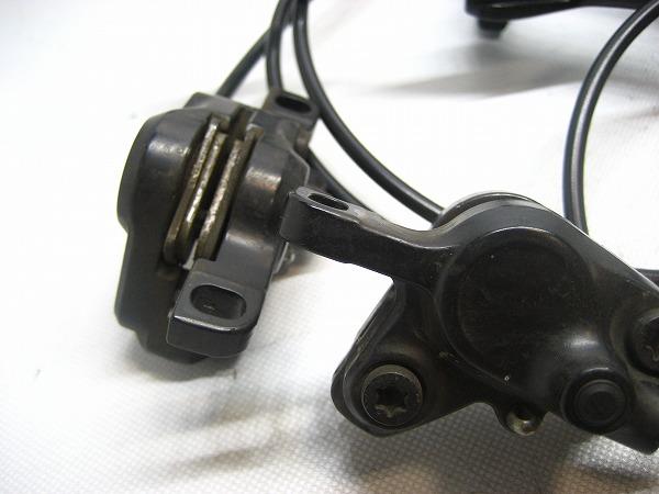 油圧ディスクブレーキセット BL-M355/BR-M355
