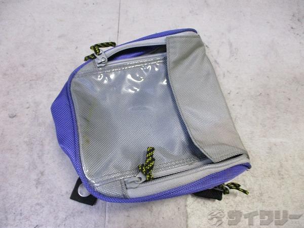 フロントバッグ クリアパックあり 170x170mm