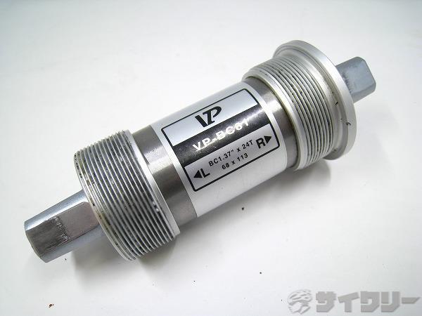 ボトムブラケット VP-BC81 JIS/68mm 113mm スクエア