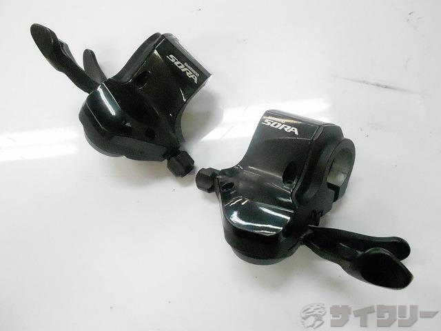 ラピッドファイヤーシフター SL-3500/3503 SORA 3x9s