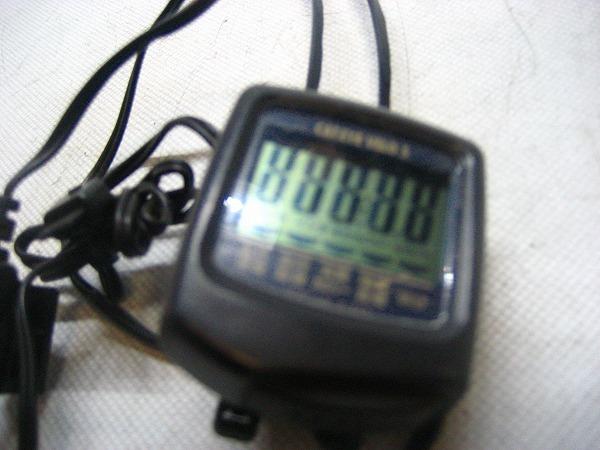 有線式サイクルコンピューター CC-VL110 VELO5