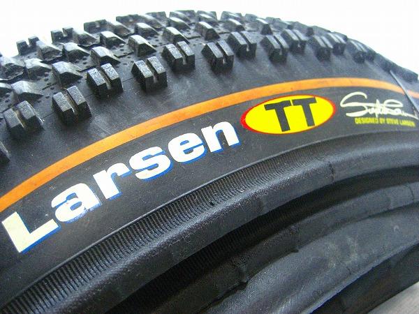 タイヤ   Larsen 26×1.90