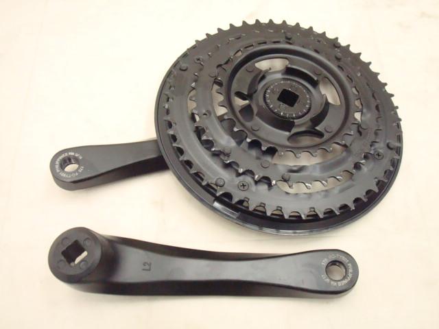 クランクセット FC-TY501 48/38/28T 175mm