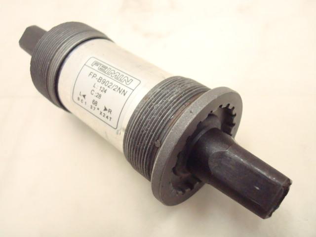 ボトムブラケット JIS/68mm/122mm/スクエア