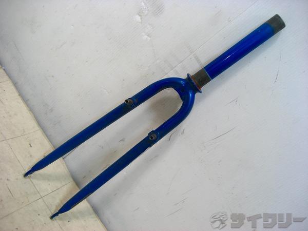 フロントフォーク OS 180mm BLUE