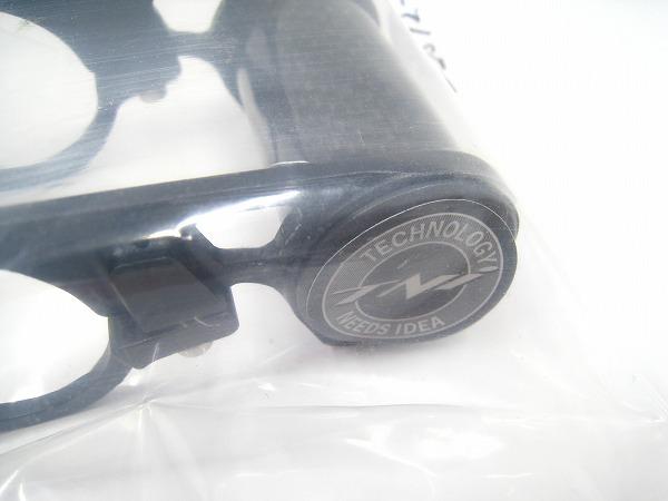 カーボンアクセサリーマウント 31.8mm