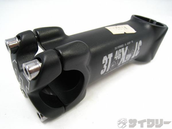 アヘッドステム 4G X ブラック 25.8mm/100mm/OS(28.6mm)
