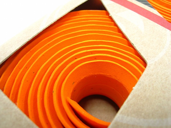 バーテープ GEL TAPE オレンジ