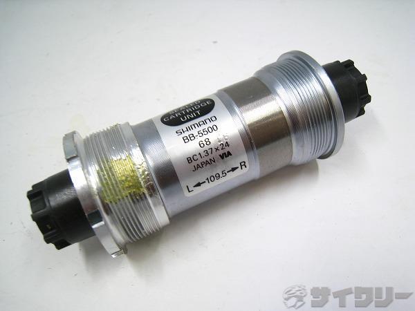 ボトムブラケット BB-5500 105 JIS/68mm/109.5mm/オクタリンクV1