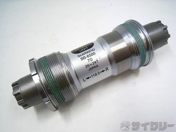 ボトムブラケット BB-6500 ITA/118.5mm/70mm オクタリンクV1