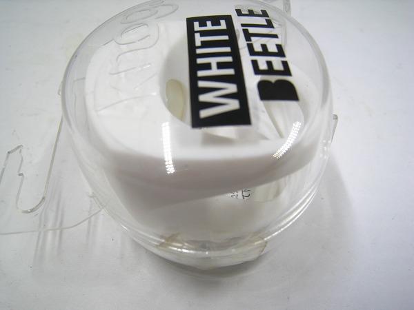 フロントライト BEETLE ホワイト