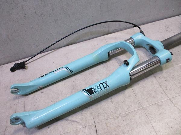 フロントサスペンション XCM30 27.5インチ 28.6/185mm