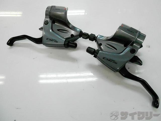デュアルコントロールレバー CLARIS ST-R240 2x8s