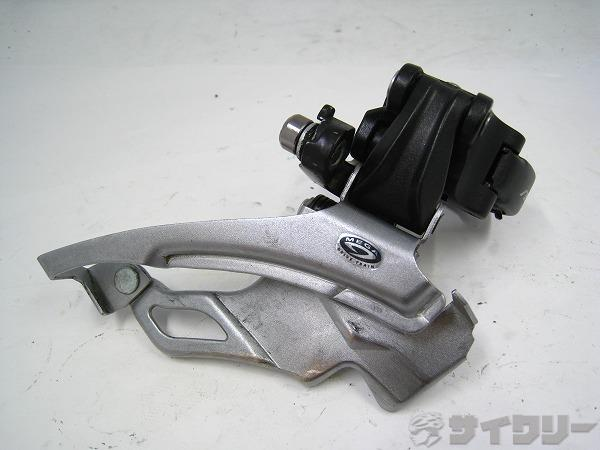 フロントディレイラー FD-M431 ALIVIO 3x9s 34.9/31.8mm