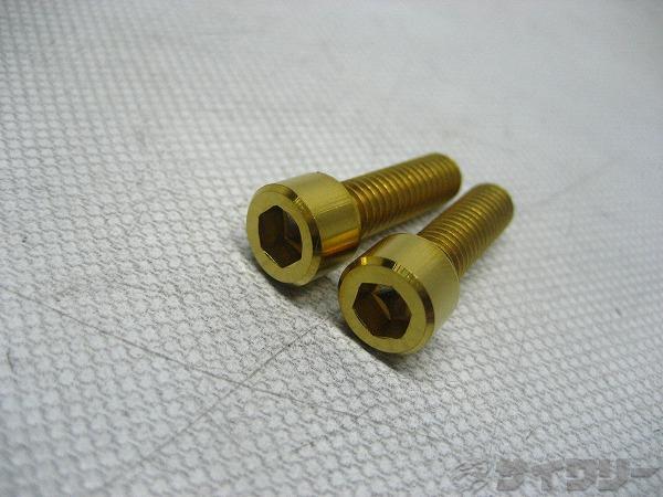 チタンボルト M5 2pc