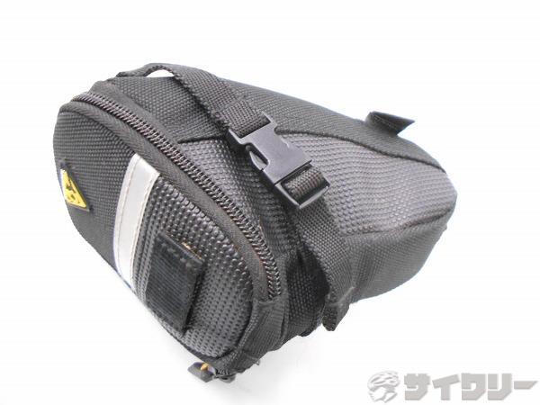 サドルバッグ エアロウェッジパック Sサイズ ストラップタイプ