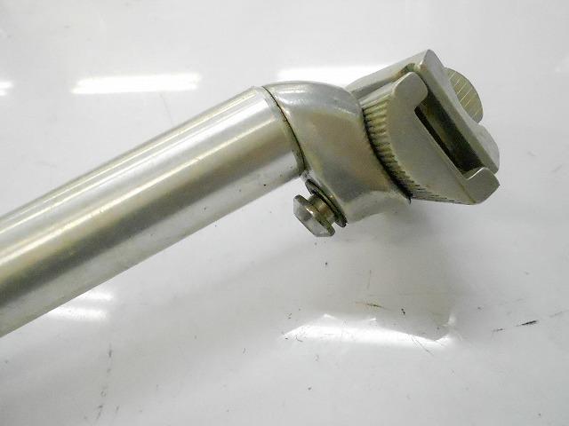 シートポスト φ25.8mm/300mm シルバー