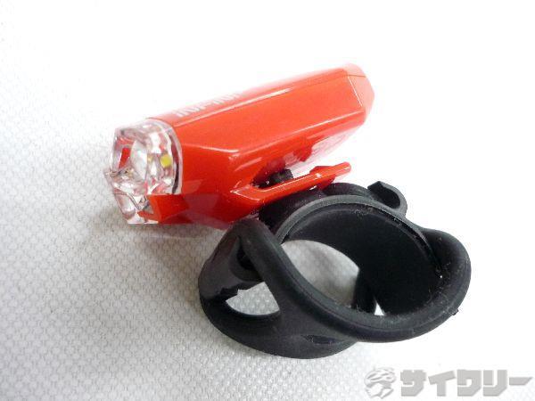 フロントライト レッド ※充電用USBケーブル欠品