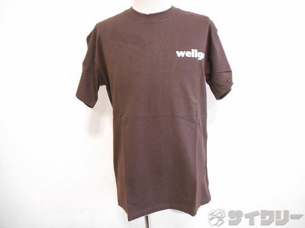 Tシャツ Sサイズ ブラウン