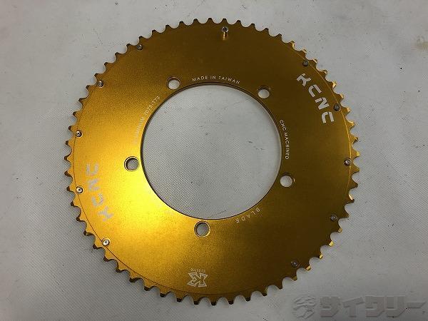 チェーンリング BLADE 58t 130mm ゴールド